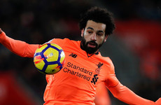 Liverpool goal hero Salah 'not surprised' he can't stop scoring