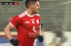 Watch: The inspirational Mattie Donnelly point that edged Tyrone to victory over Kildare