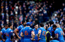 French rugby players questioned as witnesses by Scottish police at Edinburgh Airport