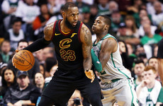LeBron falls short of triple-double as Cavs kick-start new era