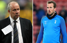 Liam Brady: Arsenal let Harry Kane go because he was chubby