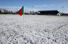 Re-fixtures for next Sunday after weather causes havoc and O'Byrne Cup final moved to March