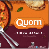 Quorn tikka masala recalled due to presence of rubber pieces