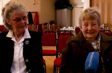 'The flowers will wither ... it's about kindness': Dublin pensioners on the key to a long, happy relationship