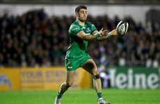 Connacht's O'Halloran in race to be fit for Challenge Cup quarter-final