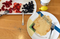 Leo Varadkar posted a photo of the pancake he ate yesterday and people have a lot to say about it