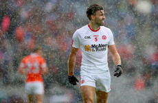 Tyrone star Tiernan McCann ruled out for the rest of the league with broken kneecap