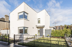 Striking new build in a Dublin 4 neighbourhood with centuries of history