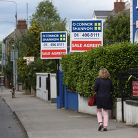 Irish house prices have soared again and people's wages can't keep up