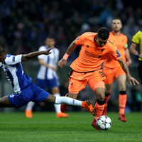 As it happened: Porto v Liverpool, Champions League, round of 16 first leg