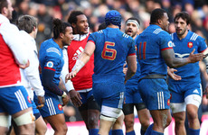 France stage 'internal investigation' into Scotland controversy