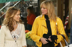 Sarah Jessica Parker insists that her feud with Kim Cattrall has been 'fabricated'