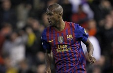 Get well soon: Eric Abidal set for liver transplant