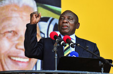 From prison to the rich list: Who is South Africa's new president Cyril Ramaphosa?