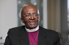 Archbishop Desmond Tutu quits as Oxfam ambassador in wake of sex scandal