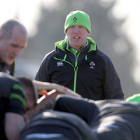 'I've seen the blueprints of a Paulie lineout already!'