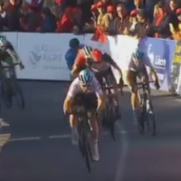 Ireland's Dan Martin edged out in sprint finish at the Volta ao Algarve