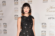Black dresses on the red carpet as gender equality is put on the agenda at IFTA awards
