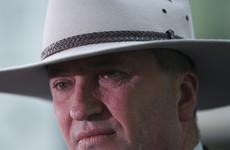 Australia deputy PM at centre of affair scandal slams prime minister as 'inept'