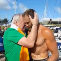 After 64 days at sea ex-Connacht and Leinster lock Browne completes epic row across Atlantic