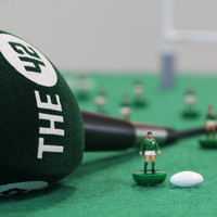 Be part of the audience for our special Ireland v Wales Rugby Show live event