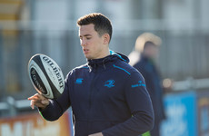 Leinster place faith in Reid-O'Loughlin partnership as Nacewa carefully managed
