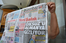 Turkey court jails top journalists for life over coup links