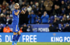 Out-of-favour star returns as Leicester book place in FA Cup last 8