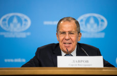 Russian Foreign Minister dismisses US election meddling probe as 'blabber'