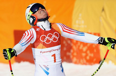 American star Lindsey Vonn misses podium in Olympic return as Ledecka claims shock win