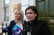 'A standstill is completely unacceptable': Sinn Féin to meet Varadkar and May over Stormont deadlock