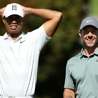 'I've got a headache after all that' - McIlroy frustrated by added scrutiny of playing with Woods
