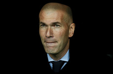 Management 'tiring' but Zidane not ready to leave Madrid just yet