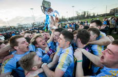Monaghan star McCarthy hits 1-6 as UCD claim second Sigerson title in three years