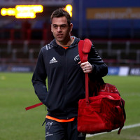 Van Graan rues 'basic errors' as Munster turn attention to 'the best team in the Pro14'