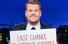 "James Corden turned down a solo record deal because he was afraid of looking like ""an idiot"""