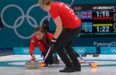 Great Britain curling team suffers controversial defeat at Winter Olympics