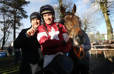 One-two double for Gordon Elliott at Navan