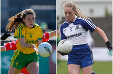 Donegal put nine goals past Westmeath as Monaghan pick up their first points of the league campaign