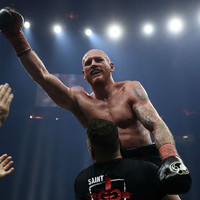 George Groves feeling cautiously optimistic about shoulder injury