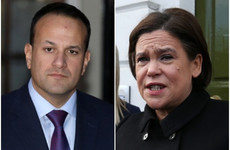Sinn Féin says direct rule is 'off the table' as Varadkar speaks by phone to Theresa May