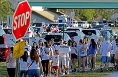 Florida students to march on Washington to 'shame' politicians into changing gun laws