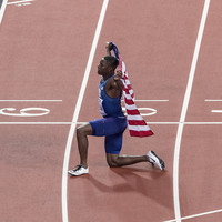 For the second time in a month, Christian Coleman breaks the 60m world record... but this one counts