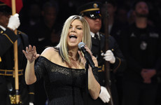 People are seriously ripping the piss out of Fergie's performance of the US national anthem ...it's The Dredge