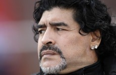Maradona attacks Pele, compares himself to Bono