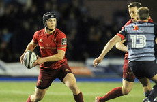 Boost for Munster as Bleyendaal comes through long-awaited return unscathed