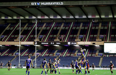 Edinburgh switch home games back to Murrayfield in push for Pro14 play-offs