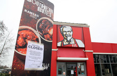 KFC stores across the UK were closed today because of a chicken shortage