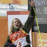 Ireland's Brendan Newby misses out on ski halfpipe final despite best score of the season