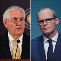 White House visit: Simon Coveney to brief Trump administration on NI peace process